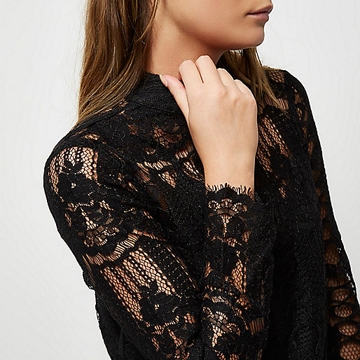 river-island-lace-top