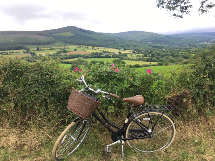 wicklow, cycling, ireland, tourism ireland