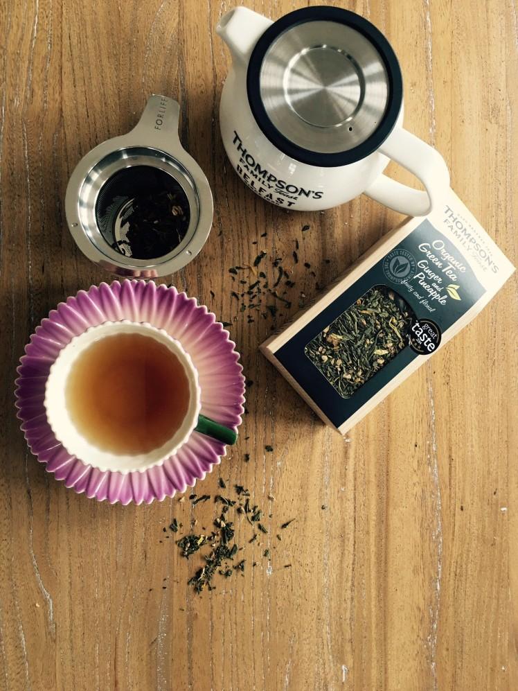 thompsons green tea